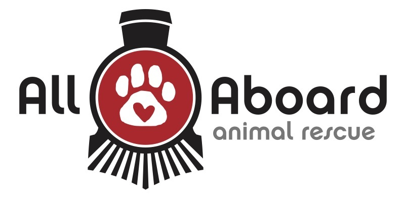 All Aboard Animal Rescue Header Logo
